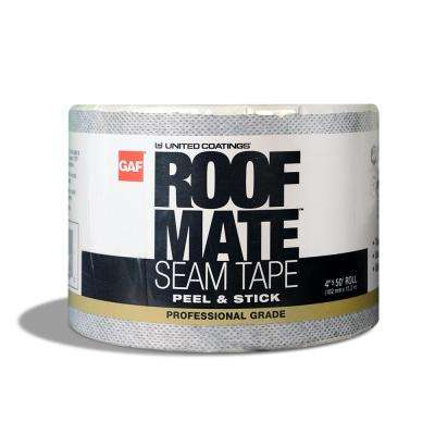 4 in. x 50 ft. Roof Mate Seam Tape