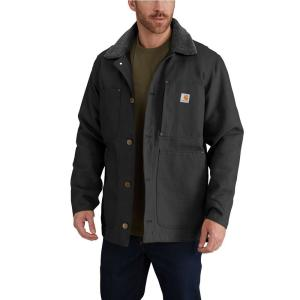Deals on Carhartt Mens Regular Medium Cotton Full Swing Chore Coat
