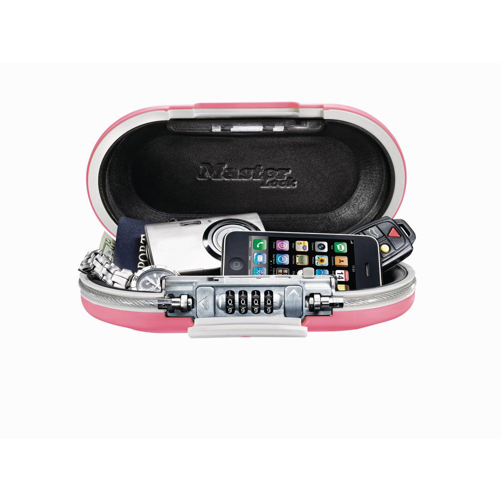 Master Lock Set Your Own Combination Portable Safe Now $11.79 (Was $27.59)
