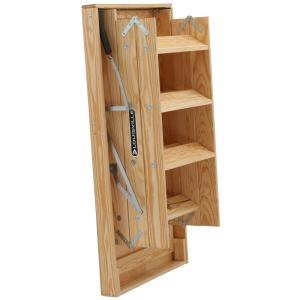 Louisville Ladder Big Boy 8 ft. 9 inch - 10 ft., 30 inch x 60 inch Wood Attic... by Louisville Ladder