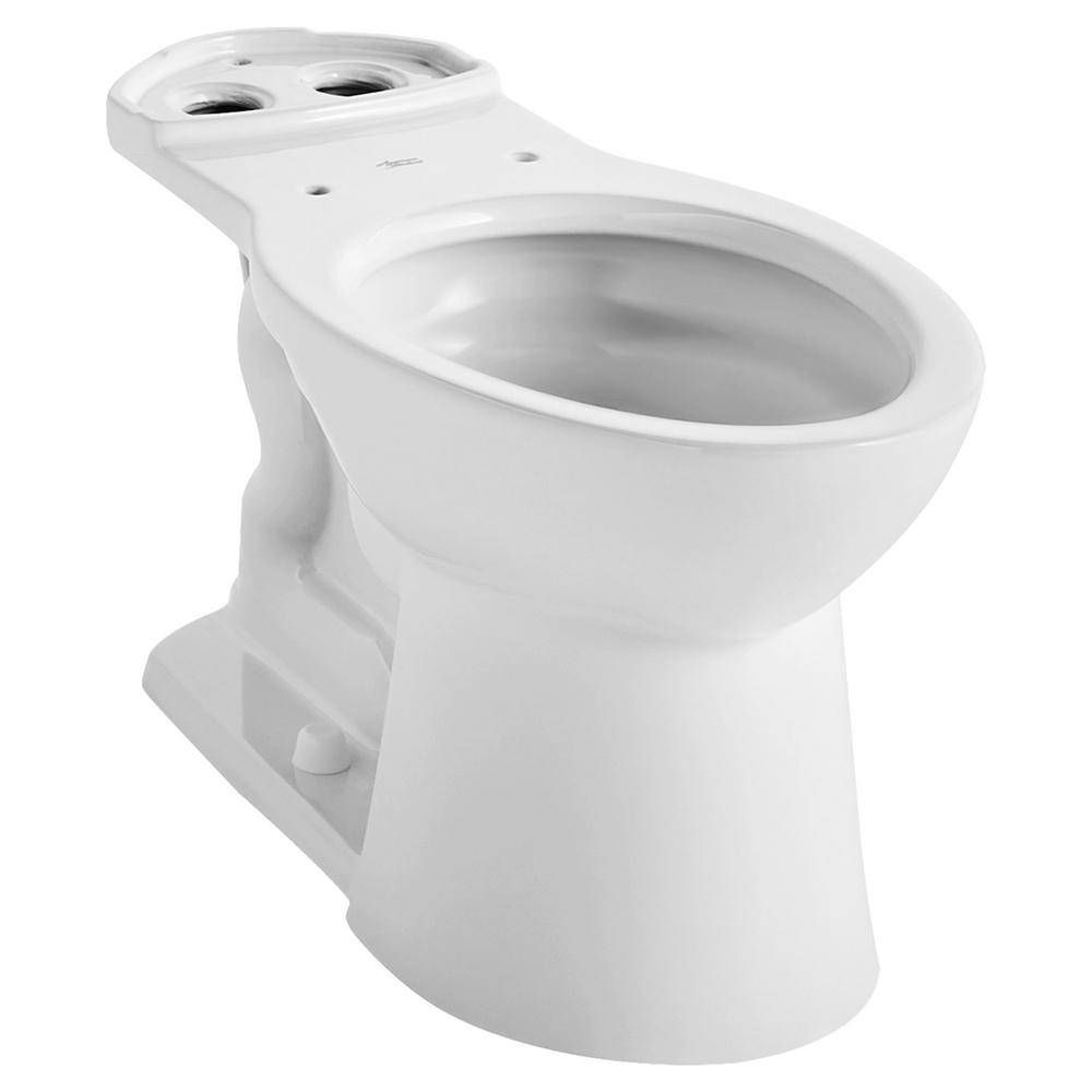 Tremendous American Standard Vormax Plus Right Height Elongated Toilet Bowl Only In White Ibusinesslaw Wood Chair Design Ideas Ibusinesslaworg