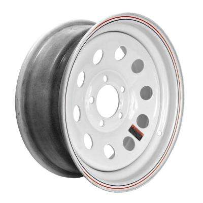 15x6 5-Hole 15 in. Steel Mod Trailer Wheel/Rim