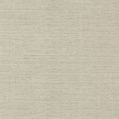 8 in. x 10 in. Madison Taupe Faux Grasscloth Wallpaper Sample