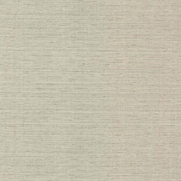 Warner 8 in. x 10 in. Madison Taupe Faux Grasscloth Wallpaper Sample