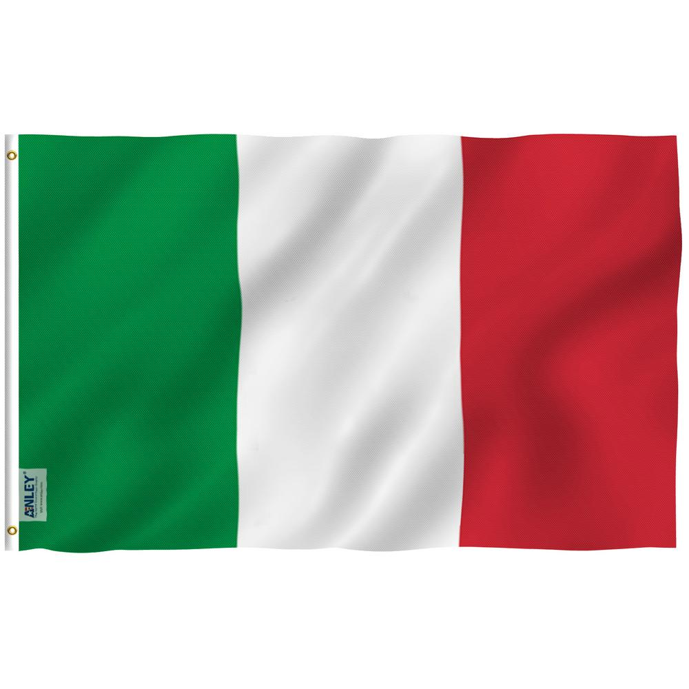 Italian Flag: ANLEY Fly Breeze 3 Ft. X 5 Ft. Polyester Italy Flag 2