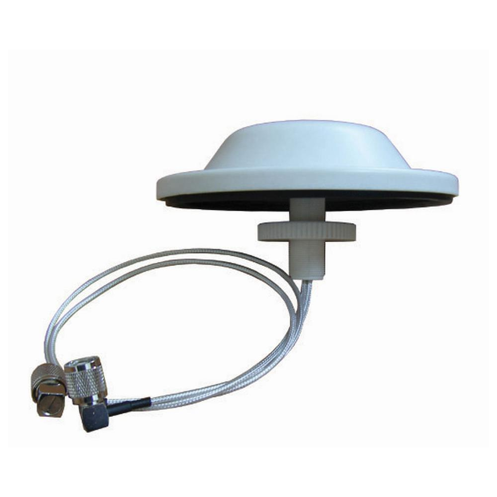 Homevision Technology Turmode Ceiling Wi-Fi Antenna for 2.4GHz and 5.8GHz Turmode WAC2458032 WiFi Antenna is designed to increase the signal strength and range of your 2.4 GHz and 5.8 GHz 802.11b/g/n Wi-Fi device. This high gain antenna can provides further coverage for your Wi-Fi devices such as routers, adapters, access points and repeaters. So you can expand your network for reliable coverage throughout your home.