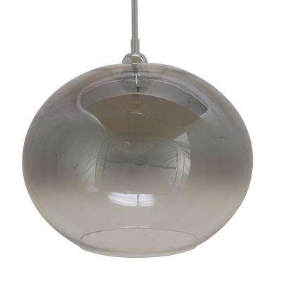 Globe Clear Pendant Lights Lighting The Home Depot