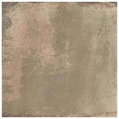 D'Anticatto Marrone 8-3/4 in. x 8-3/4 in. Porcelain Floor and Wall Tile (11.25 sq. ft. / case)