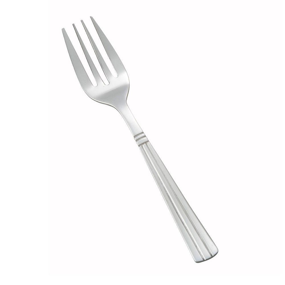 Regency 12-Piece 18/0 Stainless Steel Salad Fork