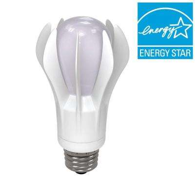 75W Equivalent Soft White (2700K) A19 Omni-Directional Dimmable LED Light Bulb