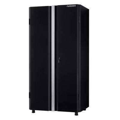 36 in. W x 72 in. H x 24 in. D Steel Garage Gear Cabinet