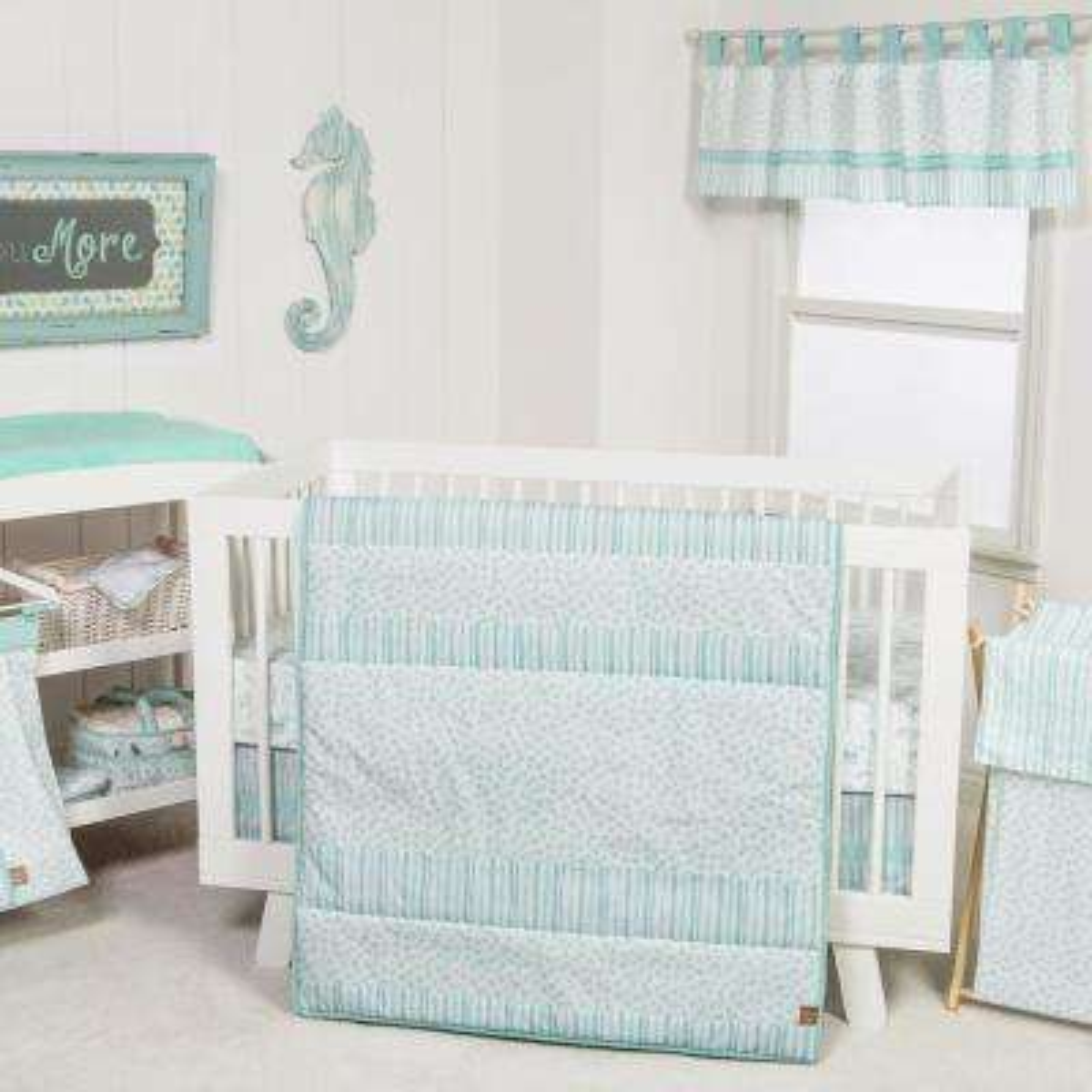 Taylor 3-Piece Crib Bedding Set
