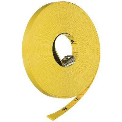 1/2 in. x 100 ft. Engineer Fiberglass Tape Refill
