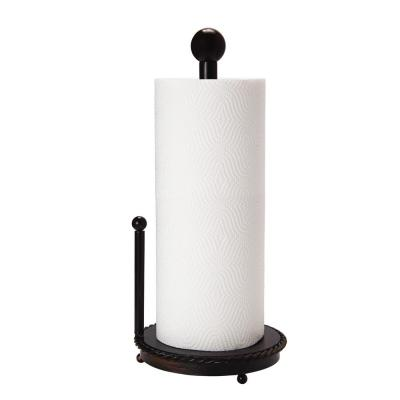 14 in. Rope Paper Towel Holder