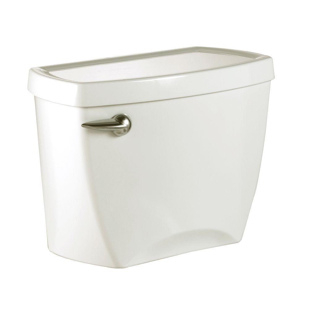 American Standard Champion 4 1.6 GPF Single Flush Toilet Tank Only in White