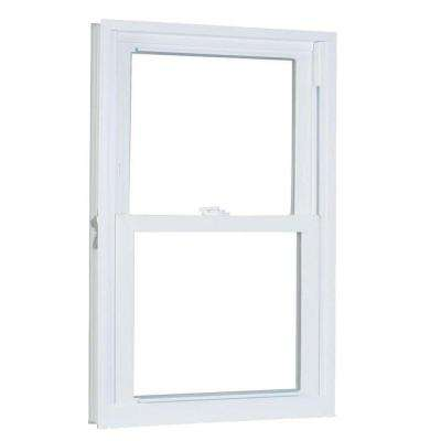 70 Series Double Hung Buck PRO White Vinyl Window