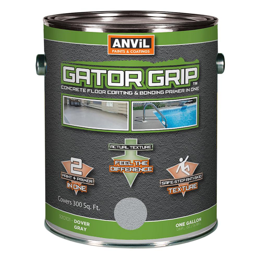 Anvil 1 Gal Dover Grey Anti Skid Coating And Bonding