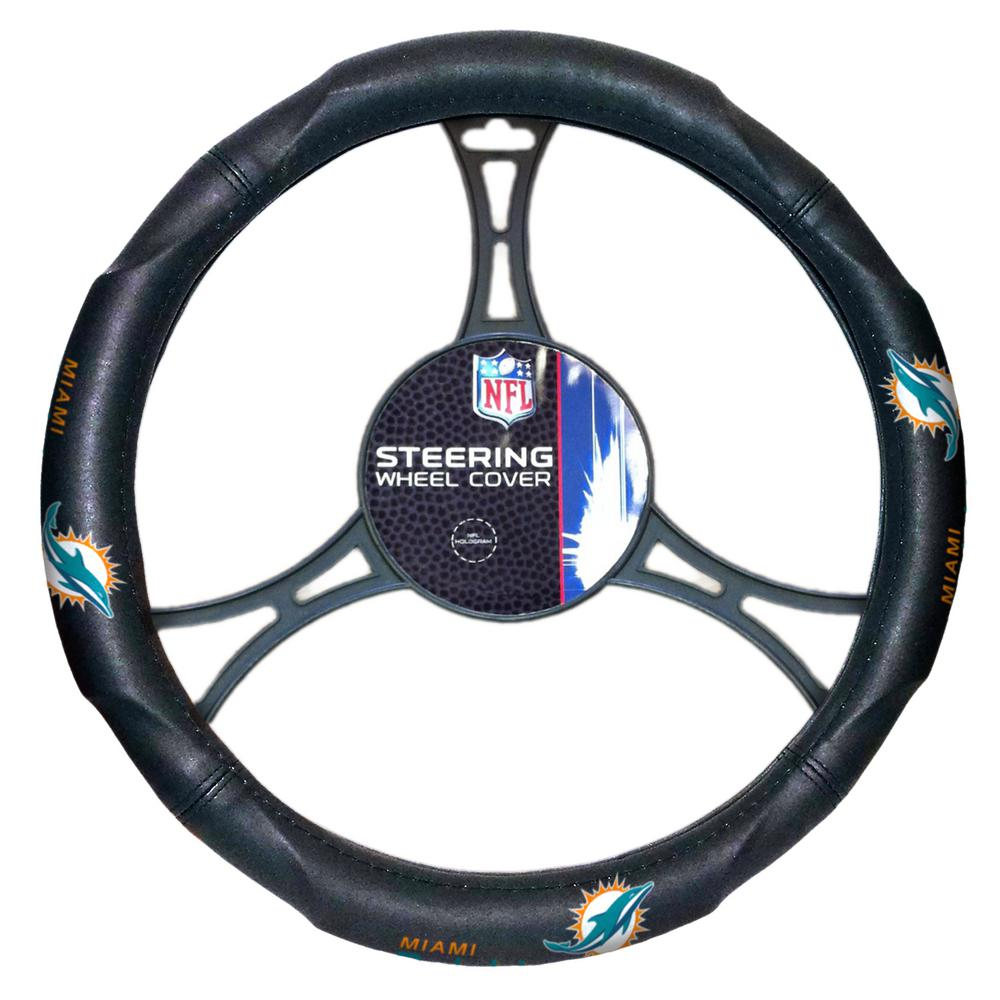 Dolphins Car Steering Wheel Cover