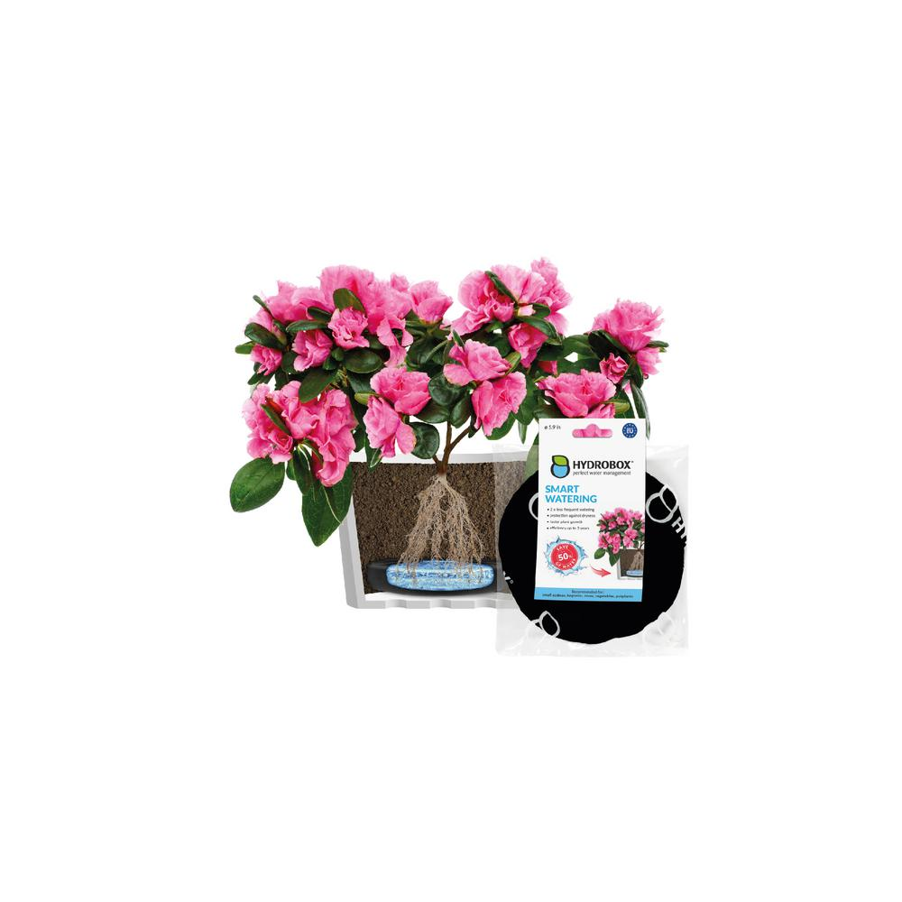 Hydrobox - 5 9 in  Smart Plant Watering, HDPE, PES