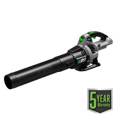 110 MPH 530 CFM Variable-Speed Turbo 56-Volt Lithium-ion Cordless Leaf Blower - Battery and Charger Not Included