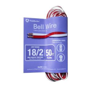 50 ft. 18/2 Bell Wire
