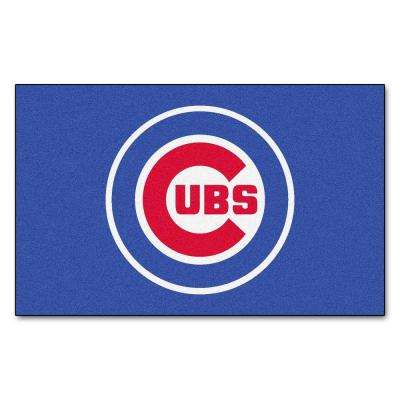 Chicago Cubs 5 ft. x 8 ft. Ulti-Mat