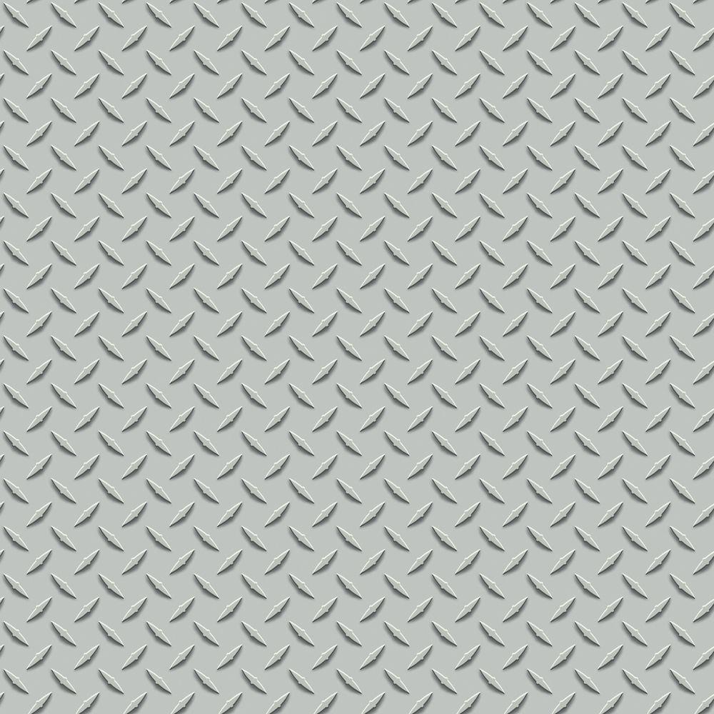 The Wallpaper Company 56 sq. ft. Metallic Urfa Mini Print Wallpaper