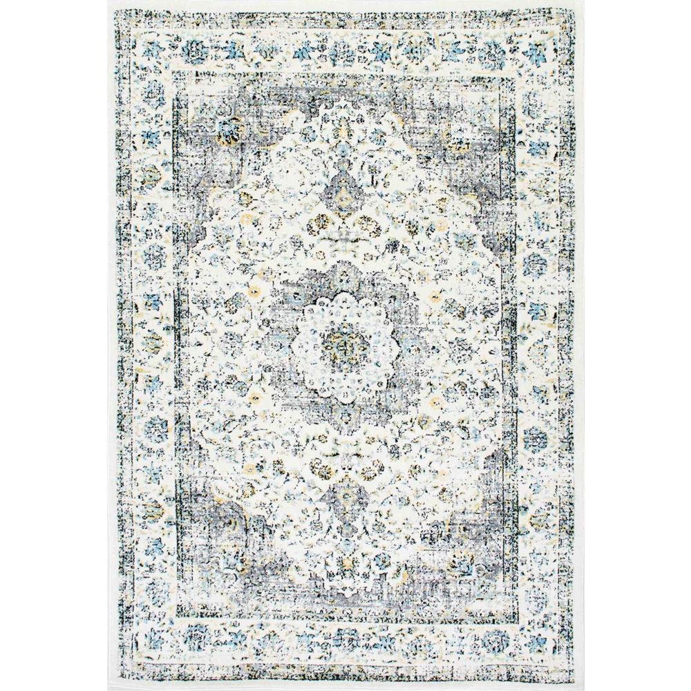 Nuloom Verona Vintage Persian Gray 10 Ft X 13 Ft Area