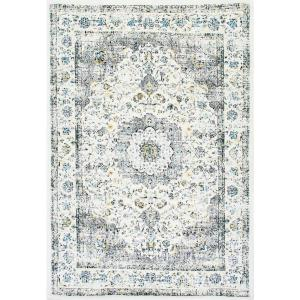 Verona Vintage Persian Gray 5 ft. x 8 ft. Area Rug