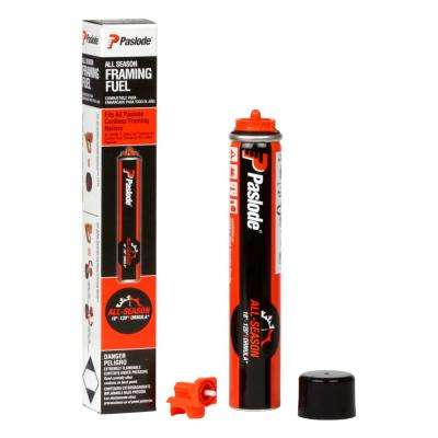 Universal Spare Framing Fuel for All Cordless Framers