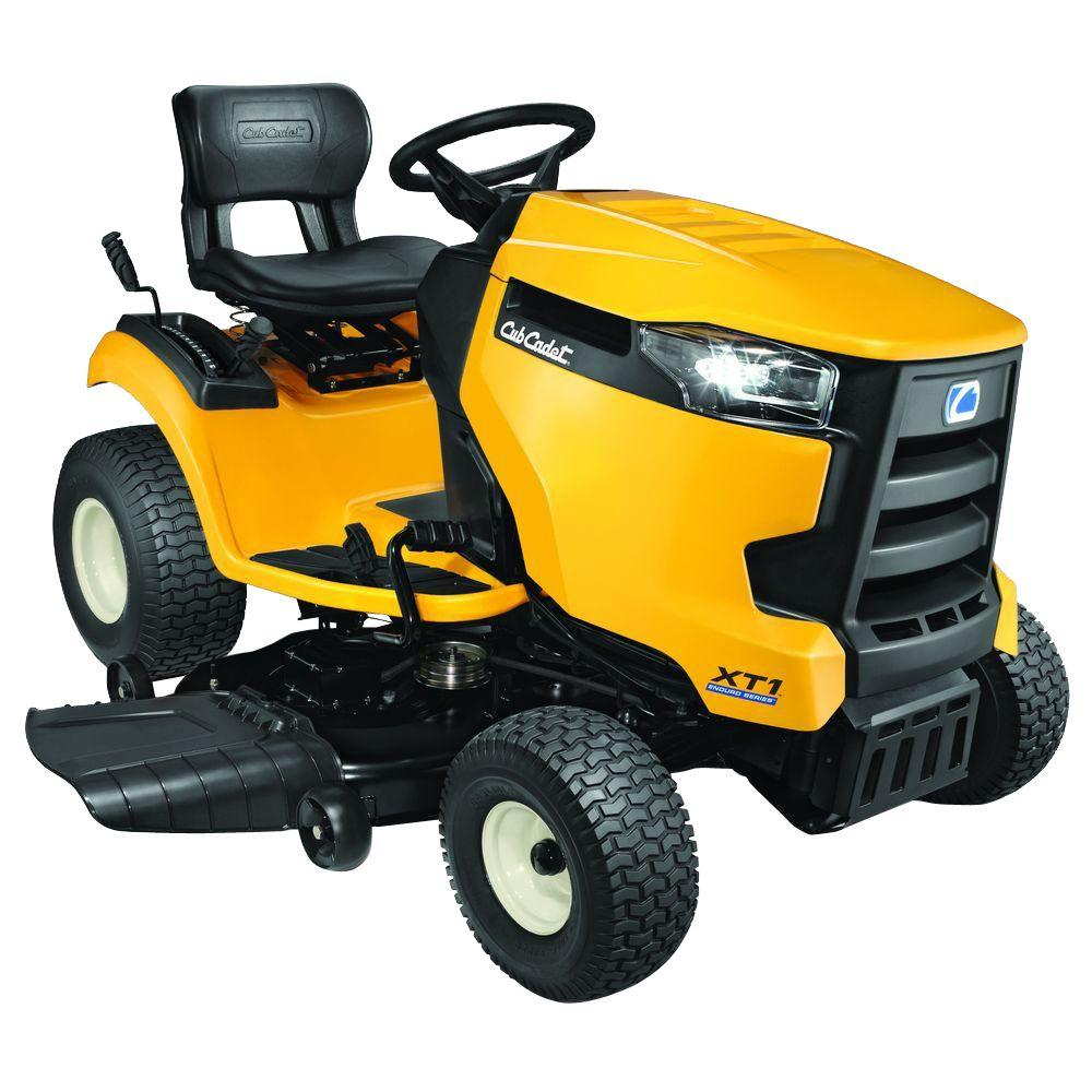 Cub Cadet XT1 Enduro 46 in. 22 HP V-Twin Kohler Gas Hydrostatic Front-Engine Lawn Tractor