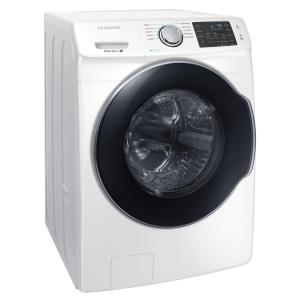 samsung front load washer. +7. samsung 4.5 cu. ft. high efficiency front load washer f