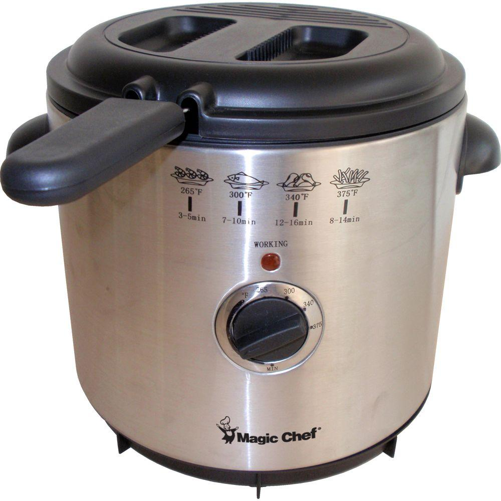 Magic Chef 6-Cup Deep Fryer