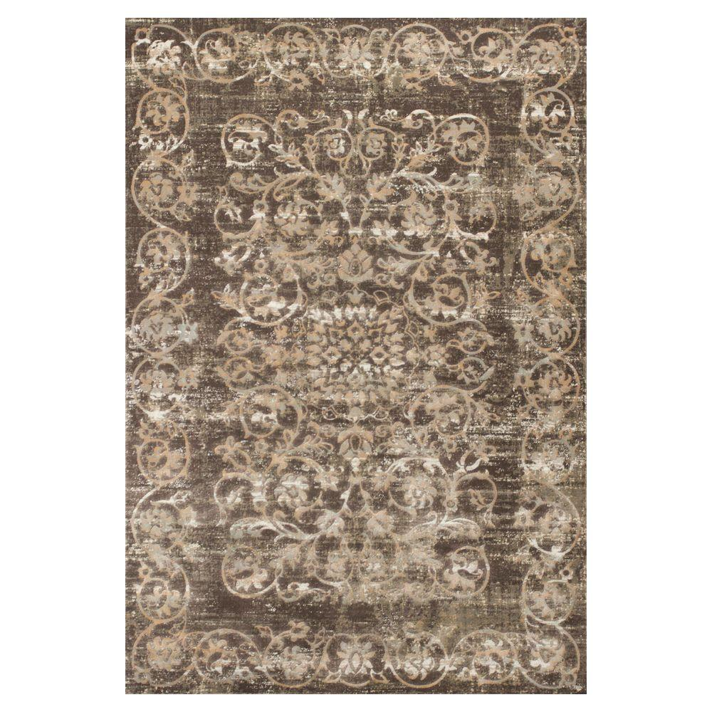 Hacienda Taupe 7 ft. 10 in. x 11 ft. 2 in.