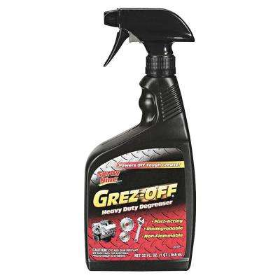 32 oz. Permatex Grez-Off Heavy Duty Degreaser