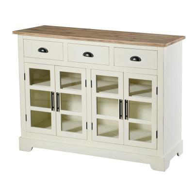 Terrific White Sideboards Buffets Kitchen Dining Room Home Interior And Landscaping Palasignezvosmurscom