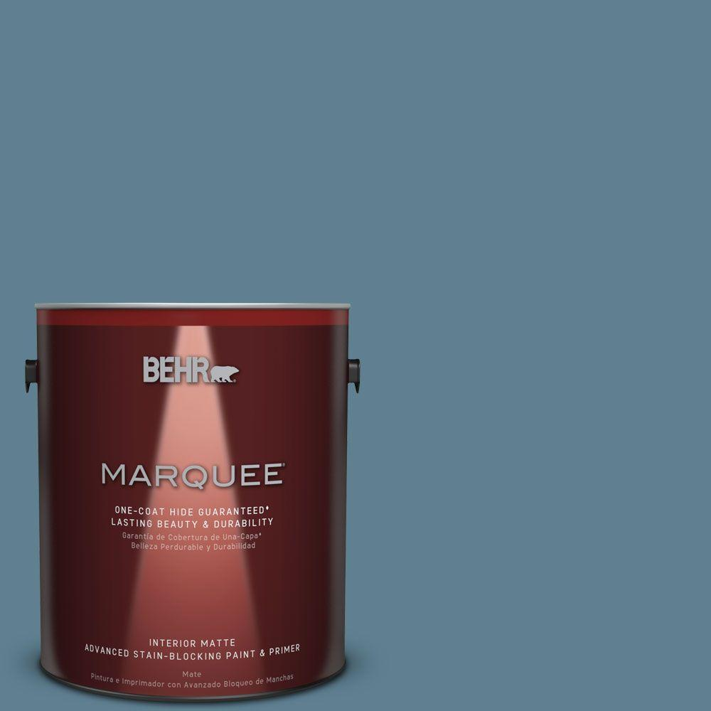 Behr marquee 1 gal s470 5 blueprint one coat hide matte interior s470 5 blueprint one coat hide matte interior malvernweather