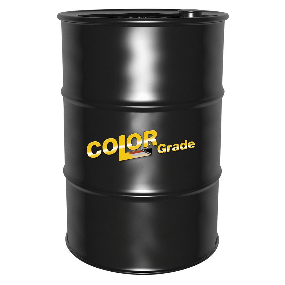 55 Gal. Color Grade Blacktop Driveway Filler/Sealer in Brick Red