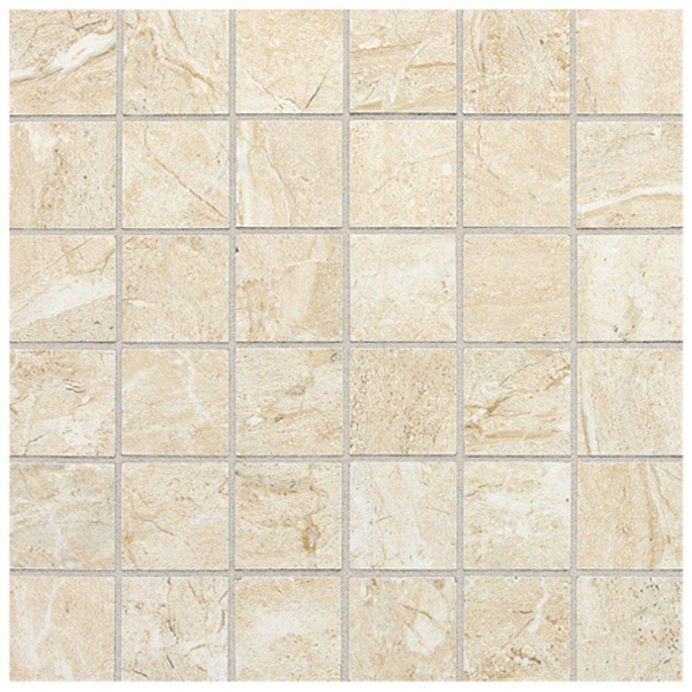 Daltile Fashion Accents Lake In X In X Mm Porcelain Mosaic - Daltile jacksonville