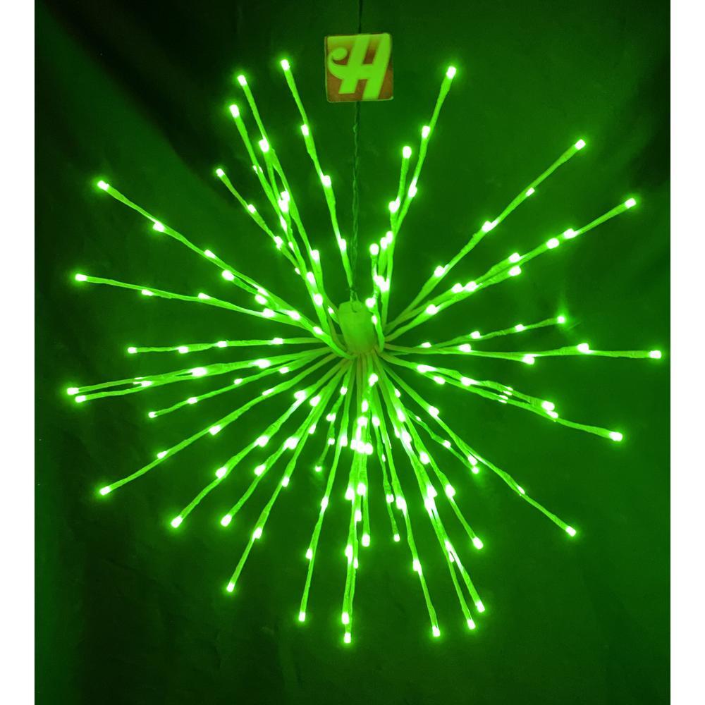 24 in. Dynamic RGB Christmas Spritzer