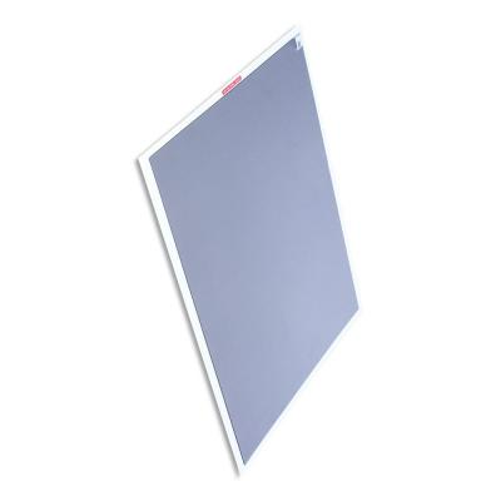 Walk-N-Clean Gray 31.5 in. x 25.5 in. Dirt Grabber Commercial Floor Mat with Starter Pad