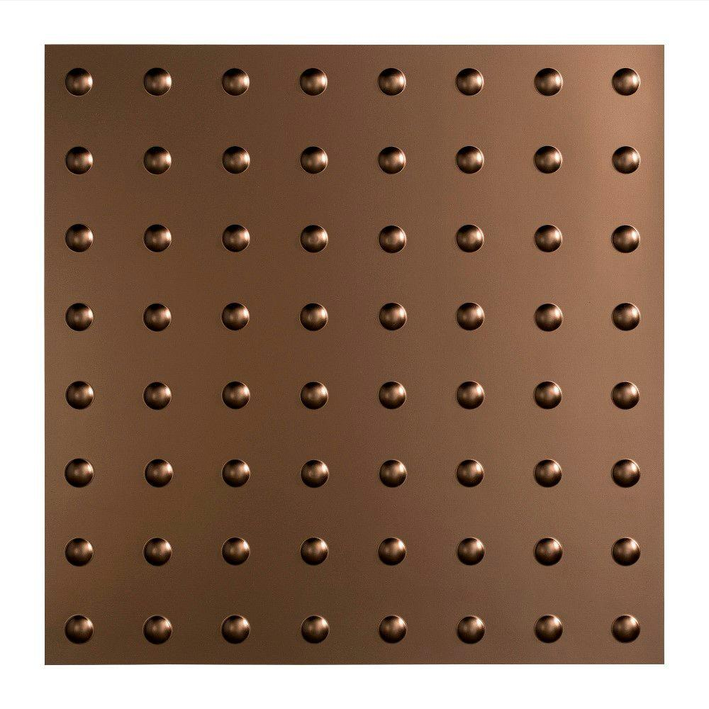 Dome - 2 ft. x 2 ft. Lay-in Ceiling Tile in