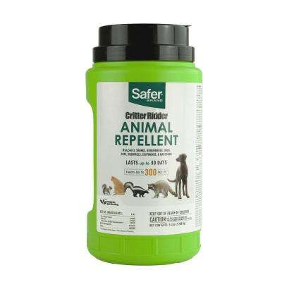 Safer Brand Animal Repellents Animal Rodent Control The Home Depot