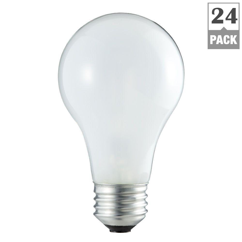 Philips 50 watt equivalent a19 halogen dimmable light bulb 24 pack philips 50 watt equivalent a19 halogen dimmable light bulb 24 pack arubaitofo Image collections