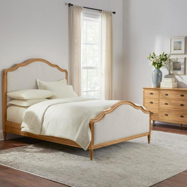 Home Decorators Collection Ashdale Patina King Bed 79 50 In W X 60 In H Hd 003 Kbd Pa The Home Depot