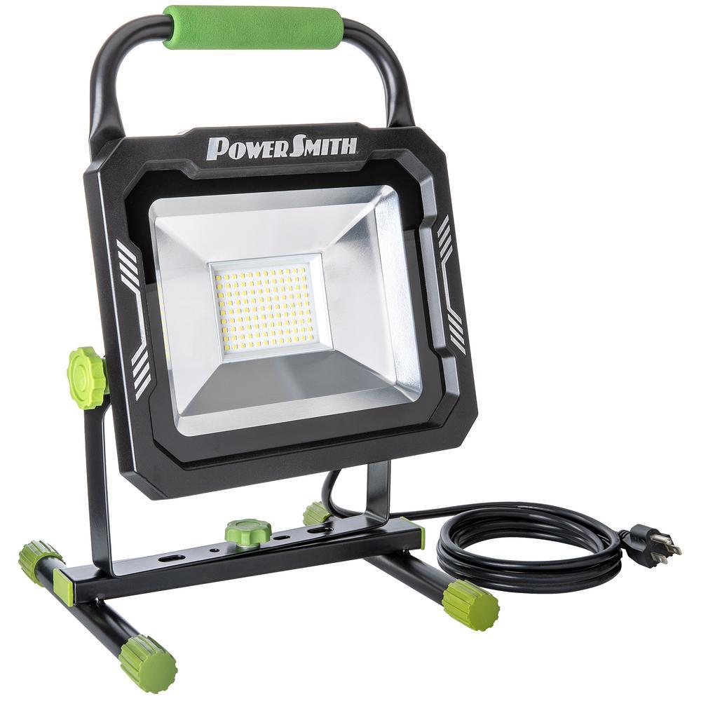 PowerSmith 7,500 Lumens LED work Light