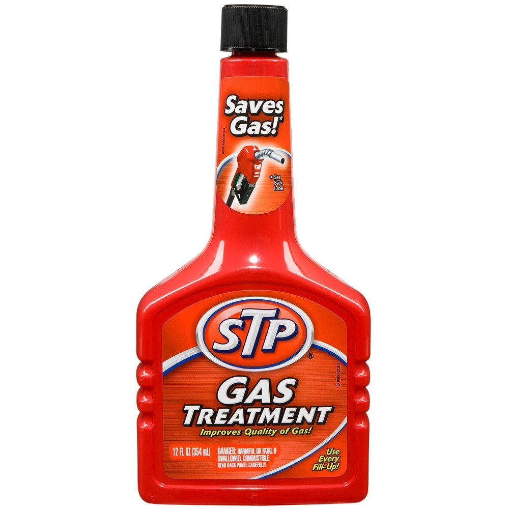 12 fl. oz. Gas Treatment