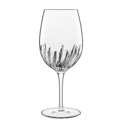 Mixology 19.25 fl. oz. Lead-Free Crystal Glass Spritz or Cocktail Glass (4-Pack)