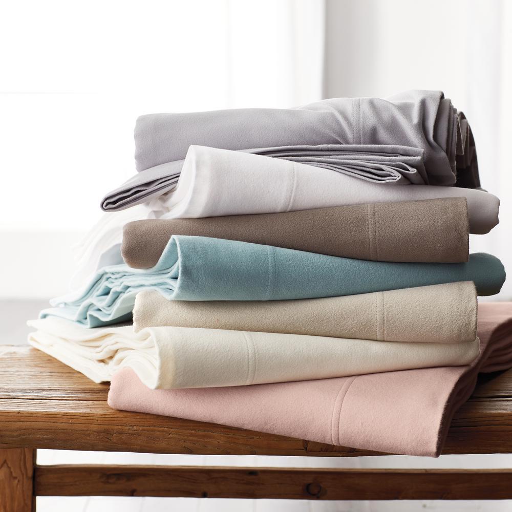 Legacy Velvet Flannel Fitted Sheet