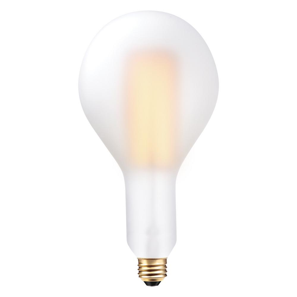 Globe Electric Brina 60 Watt Vintage Edison Ps35 Incandescent Light Bulb 80130 The Home Depot